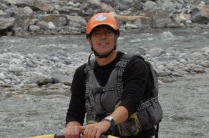david king raft guide