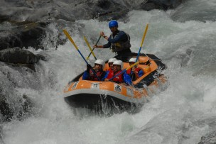 raft guil integrale triple chute
