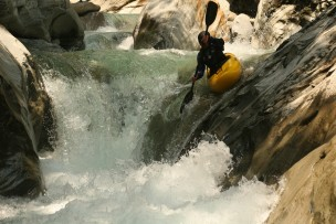 guide kayak germanasca italie